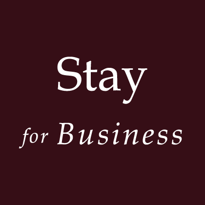 Stay for Business